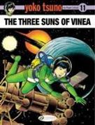 Cover-Bild zu LeLoup, Roger: Yoko Tsuno Vol. 11: the Three Suns of Vinea