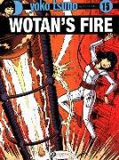 Cover-Bild zu Leloup, Roger: Yoko Tsuno Vol. 15: Wotan's Fire