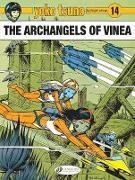 Cover-Bild zu Leloup, Roger: Yoko Tsuno Vol. 14: The Archangels Of Vinea