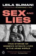 Cover-Bild zu Slimani, Leila: Sex and Lies (eBook)