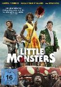 Cover-Bild zu Forsythe, Abe: Little Monsters