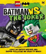 Cover-Bild zu March, Julia: LEGO Batman Batman Vs. The Joker (Library Edition)