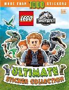 Cover-Bild zu March, Julia: LEGO Jurassic World Ultimate Sticker Collection
