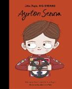 Cover-Bild zu Sanchez Vegara, Maria Isabel: Ayrton Senna (eBook)