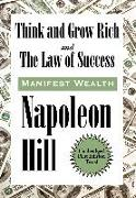 Cover-Bild zu eBook Think and Grow Rich and The Law of Success In Sixteen Lessons