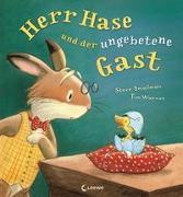 Cover-Bild zu Smallman, Steve: Herr Hase und der ungebetene Gast