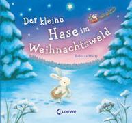 Cover-Bild zu Harry, Rebecca: Der kleine Hase im Weihnachtswald