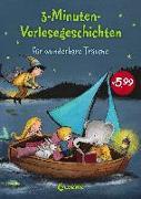Cover-Bild zu Loewe Vorlesebücher (Hrsg.): 3-Minuten-Vorlesegeschichten für wunderbare Träume