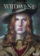 Cover-Bild zu Gloris, Thierry: Wild West. Band 1