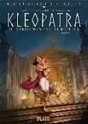 Cover-Bild zu Gloris, Thierry: Königliches Blut: Kleopatra. Band 3