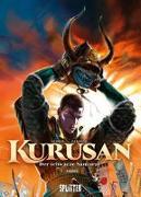 Cover-Bild zu Gloris, Thierry: Kurusan - der schwarze Samurai. Band 1