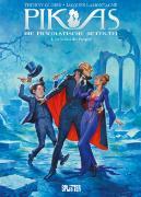 Cover-Bild zu Gloris, Thierry: Pik As 04. Im Varieté der Vampire