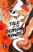 Cover-Bild zu Miyajima, Reiji: Tale of the Demon Hands 01