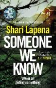 Cover-Bild zu Lapena, Shari: Someone We Know (eBook)