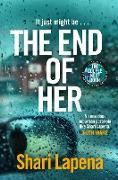 Cover-Bild zu Lapena, Shari: The End of Her (eBook)