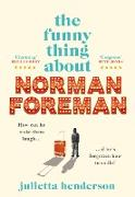 Cover-Bild zu Henderson, Julietta: The Funny Thing about Norman Foreman (eBook)