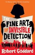 Cover-Bild zu Goddard, Robert: The Fine Art of Invisible Detection (eBook)
