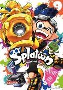Cover-Bild zu Hinodeya, Sankichi: Splatoon 9