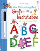 Cover-Bild zu Mein Wisch-und-weg-Buch: Großbuchstaben