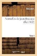 Cover-Bild zu Boccace: Nouvelles de Jean Boccace. Tome 1