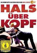 Cover-Bild zu Ziegler, Rita: Hals über Kopf