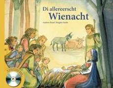 Cover-Bild zu Di allererscht Wienacht (mit CD)