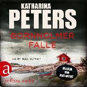 Cover-Bild zu Peters, Katharina: Bornholmer Falle - Sarah Pirohl ermittelt, (Ungekürzt) (Audio Download)