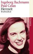 Cover-Bild zu Bachmann, Ingeborg: Herzzeit