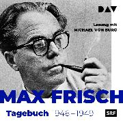 Cover-Bild zu Frisch, Max: Tagebuch 1946-1949 (Audio Download)