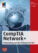 Cover-Bild zu Kammermann, Markus: CompTIA Network+ (eBook)