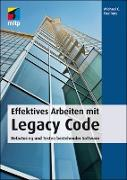 Cover-Bild zu Feathers, Michael C.: Effektives Arbeiten mit Legacy Code (eBook)