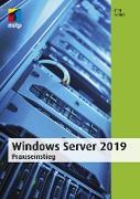 Cover-Bild zu Schieb, Jörg: Windows Server 2019 (eBook)