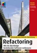 Cover-Bild zu Fowler, Martin: Refactoring (eBook)