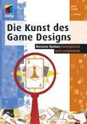 Cover-Bild zu Schell, Jesse: Die Kunst des Game Designs (eBook)