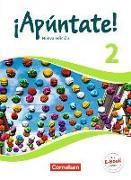 Cover-Bild zu ¡Apúntate! 2. Nueva edición. Schülerbuch