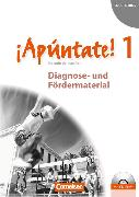 Cover-Bild zu ¡Apúntate! 1. Diagnose- und Fördermaterial