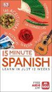 Cover-Bild zu 15 Minute Spanish
