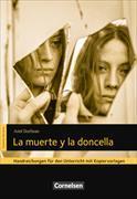 Cover-Bild zu Espacios literarios. B1 - La muerte y la doncella