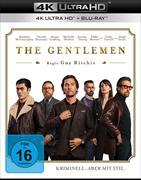 Cover-Bild zu Guy Ritchie (Reg.): The Gentlemen 4K UHD + Blu-ray