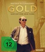 Cover-Bild zu Massett, Patrick: Gold - Gier hat eine neue Farbe