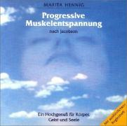 Cover-Bild zu Progressive Muskelentspannung. CD