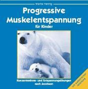 Cover-Bild zu Spann an - lass los, das ist famos. Progressive Muskelentspannung für Kinder. CD