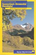 Cover-Bild zu Wanderbuch Saanenland - Simmental - Diemtigtal