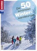 Cover-Bild zu Die 50 schönsten Winterwanderungen