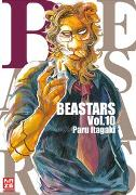 Cover-Bild zu Itagaki, Paru: Beastars - Band 10