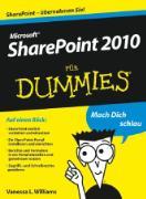 Cover-Bild zu Microsoft SharePoint 2010 für Dummies