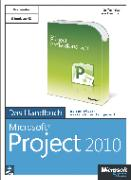 Cover-Bild zu Microsoft Project 2010 - Das Handbuch