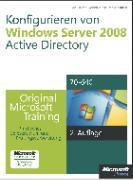 Cover-Bild zu Konfigurieren von Windows Server 2008 Active Directory - Original Microsoft Training für Examen 70-640, 2. Auflage, überarbeitet für R2