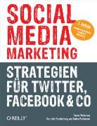 Cover-Bild zu Social Media Marketing - Strategien für Twitter, Facebook & Co
