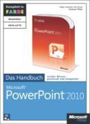 Cover-Bild zu Microsoft PowerPoint 2010 - Das Handbuch